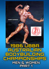 1986 UBBA Australian Bodybuilding Championships Men and Women - Part 1