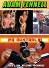Adam Fennell - Mr. Australia - Meet Mr. Entertainment