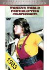 Women's World Powerlifting Championships - 1983